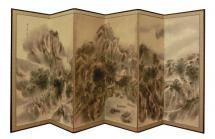 第15回摩耶山天上寺宝物展「山・鳥・花―文人画と長崎派の世界展―」①