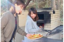 初登場!六甲山でアウトドアクッキング♪手作りピザ教室!2017.9