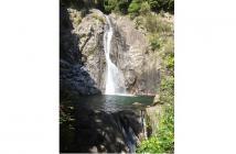 北神急行「山の家~ロッジ谷上~」ハイキング 神戸の魅力再発見! 山田道と再度公園を通り名所の布引の滝へコース2019.5