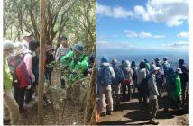 【画像】秋の六甲山ハイキング2019.8