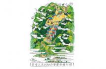 摩耶古道絵図2021.04